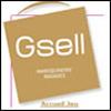 Logo boutique Gsell